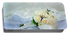 Portable Battery Charger featuring the photograph The Bouquet by Keith Armstrong