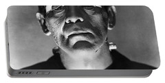 The Bride Of Frankenstein Portable Battery Charger