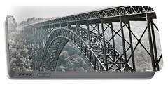 The Bridge B/w Portable Battery Charger