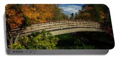 The Bridge To The Garden Portable Battery Charger
