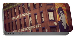 The Brooklyn Way Portable Battery Charger