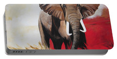 Win Win - The  Bull Elephant  Portable Battery Charger