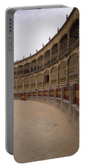 The Bullring Portable Battery Charger by Shaun Higson