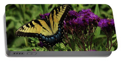 The Butterfly Buffet Portable Battery Charger
