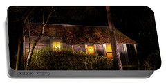The Cabin In The Woods Portable Battery Charger