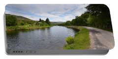 The Caledonian Canal Portable Battery Charger