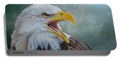 The Call Of The Eagle Portable Battery Charger