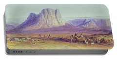 The Camel Train Portable Battery Charger