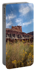 Rock Formation Capital Reef Portable Battery Charger