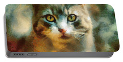 The Cat Eyes Portable Battery Charger