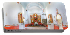 The Chapel Of La Bahia Portable Battery Charger