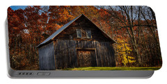 The Chester Farm Portable Battery Charger by Tricia Marchlik