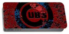The Chicago Cubs 1d Portable Battery Charger