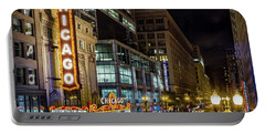Illinois - The Chicago Theater Portable Battery Charger