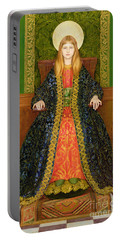 The Child Enthroned Portable Battery Charger