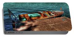 The Chris Craft Continental - 1958 Portable Battery Charger