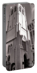 The Church Of The Epiphany Portable Battery Charger by John S