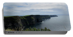 The Cliffs Of Moher Ireland Portable Battery Charger