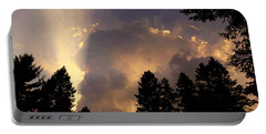 The Cloud Portable Battery Charger