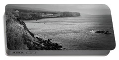 The Coast Of Terceira Portable Battery Charger