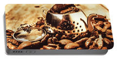 The Coffee Roast Portable Battery Charger
