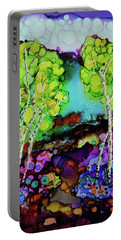 The Colors Of Colorado Portable Battery Charger