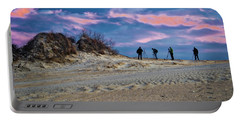 The Colors Of Sunset Portable Battery Charger