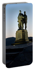 The Commando Memorial Portable Battery Charger