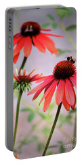 The Coneflower Collection Portable Battery Charger