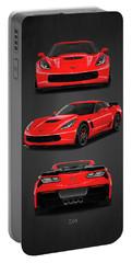 The Corvette Z06 Portable Battery Charger