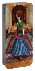 The Court Dancer Portable Battery Charger