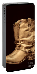 The Cowboy Boots Portable Battery Charger