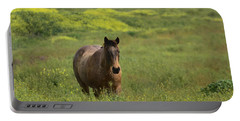 The Curious Working Horse Portable Battery Charger