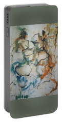 The Dance Portable Battery Charger by Raymond Doward