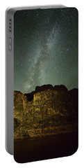 The Dark Rift Over The Grand Canyon Portable Battery Charger
