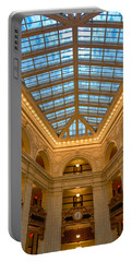 The David Whitney Building Portable Battery Charger
