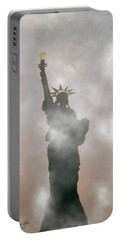 9/11 Darkest Day In Usa History Portable Battery Charger