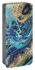 The Deep Blue Sea Portable Battery Charger