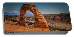 The Delicate Arch Portable Battery Charger