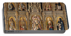 The Demidoff Altarpiece Portable Battery Charger