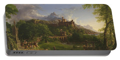 The Departure Portable Battery Charger by Thomas Cole