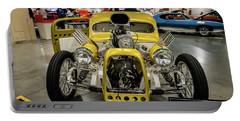 The Devils Beast Portable Battery Charger by Randy Scherkenbach