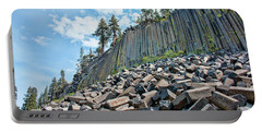 The Devil's Postpile Portable Battery Charger