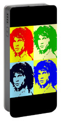 The Doors And Jimmy Portable Battery Charger