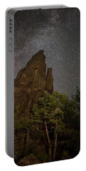 The Dorion Tower Light Painted Portable Battery Charger