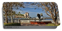 The Downtown Bradenton Waterfront Portable Battery Charger