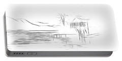 The Duke Of Portland Digital Art Portable Battery Charger
