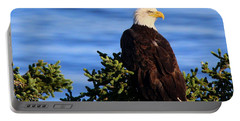 The Eagle Has Landed Portable Battery Charger