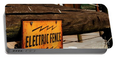 The Electric Fence Portable Battery Charger by Bob Pardue