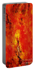 The Elements Fire #1 Portable Battery Charger